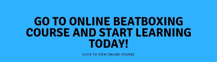 Learn How To Beatbox promoting online beatboxing packages