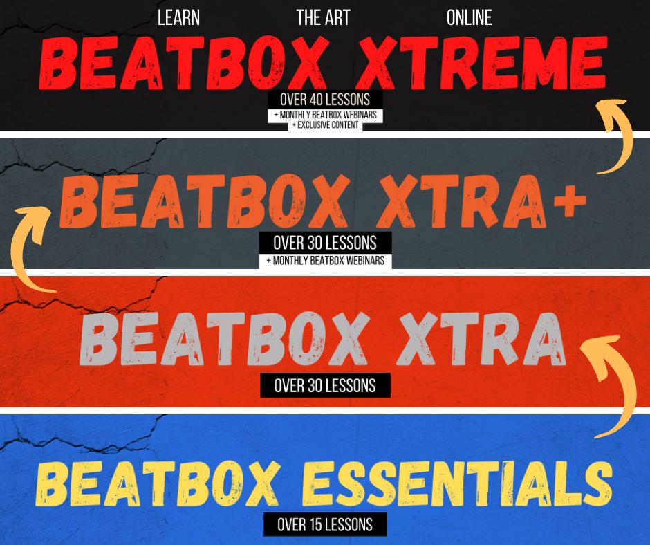 Complete Online Beatbox Course